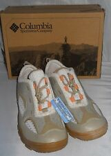 Columbia Women's BL4263 Bellatooth Water Shoe Fossile/ Saumon Size 10 New in Box