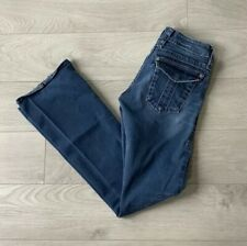 $169 ROCK REVIVAL Kary Boot Jeans Size 26