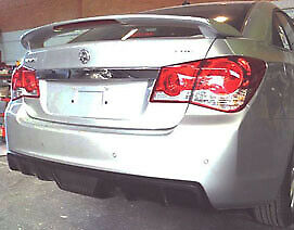 Rear Diffuser to suit Holden Cruze SII Sedan (03/2011-)