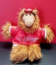 Vintage Alf Alien Productions Orbiters Baseball Hand Puppet Plush 80s Retro
