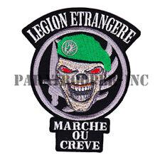 Patch / Ecusson - Marche ou Crève Type 2 (T.A.P.)