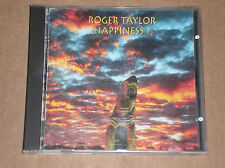 ROGER TAYLOR (QUEEN) - HAPPINESS? - RARO CD