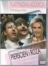Pierscien i roza (DVD) 1986 Katarzyna Figura  POLSKI POLISH