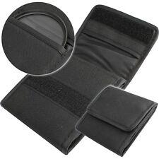Filtertasche Tasche Textil Green.L für 3 Filter UV CPL von 37mm bis 67mm