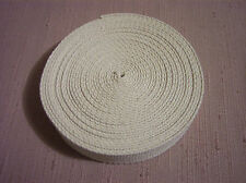 20 Feet Long 1/2 Inch Wide Wick for Oil and Kerosene Lamps Made in USA    41572
