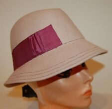 768738ac60a6f Stunning NEW ALBERTUS SWANEPOEL for TARGET LAVENDAR 100% WOOL FEDORA HAT