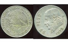 MEXIQUE 1 peso 1972  ( bis )