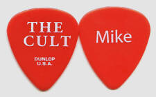 The Cult 2010 Love Life Tour Guitar Pick! Mike Dimkich custom concert stage