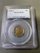 New listing 1926 S Lincoln Cent Wheat Penny XF