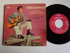 "EMILHENCO : Les bras en croix  (orch CLAUDE VASORI) 7"" EP TIERCE PANORAMA no 1"