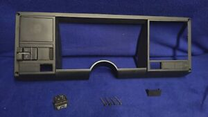 1988-94 OEM Chevy GMC C K 1500 2500 Dash Bezel Trim Panel w/ Switches *NO VENT*