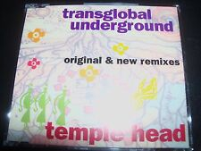 Transglobal Underground Temple Head Mixes / Remixes CD Single – Like New