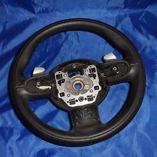 2008-2010 MINI Cooper, Steering wheel with shifting pads