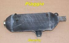 MARMITTA ORIGINALE ORIGINALE PIAGGIO BEVERLY 250 IE 2006 2007 2008