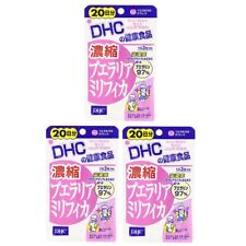 DHC Pueraria Mirifica Beauty Supplement 60 tablets (20days) ×3 set with tracking