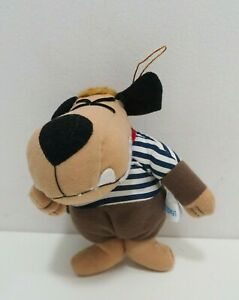 """Wacky Races Muttley Dog Sun.L Plush 6"""" Toy Doll Japan Hanna-Barbera"""