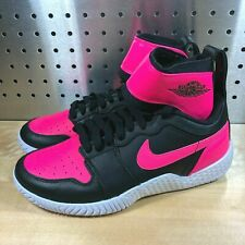 Nike Court Flare AJ1 Serena Williams Hyper Pink Tennis Shoes Size 6 (878458-006)
