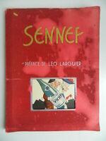 Álbum 48 Dibujos Sennep Vichy  Préf. Leopardo Larguier Ediciones de La Libro E