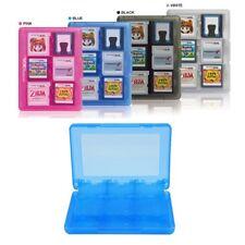 Aufbewahrung Spielebox Schutzhülle GameCase für 28 NDS / Nintendo 3DS XX