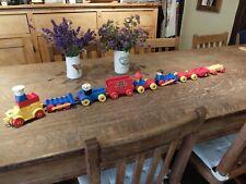 VINTAGE LEGO DUPLO TRAIN BUNDLE