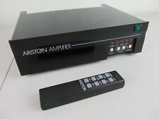 Ariston Amplifier w/ Remote Control Tested, Working