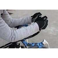 Schwarz Einstellbar Fahrrad Lenker Multifunktion Bike Trekking Lenker Bügel