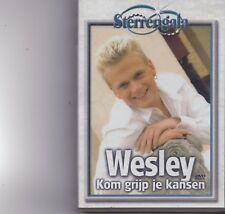 Wesley-Kom Grijp Je Kansen  music DVD