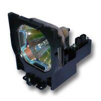 Alda PQ Beamerlampe / Projektorlampe für SANYO PLC-UF10 Projektor, mit Gehäuse