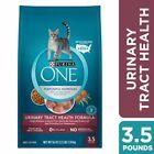 Purina One Purposeful Nutrition Urinary Tract Health Formula Cat Food 3.5 lb