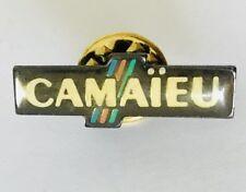 Camaieu Brand Logo Pin Badge Vintage France (G8)