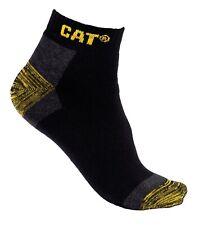 Caterpillar Unisex Premium Work Sneakers 3 Pair Pack Black Size UK Itm EU Itm
