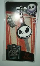 Disney - Jack Skellington Head Soft Touch Key Holder Nightmare Before Christmas