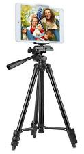 Universal Floor Tripod Stand For Ipad Samsung Galaxy Tablet Adjustable Holder