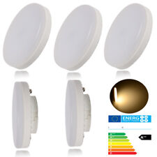 5er LED Leuchtmittel GX53 15 LEDs 7 Watt =50W 560lm Glühlampe Warmweiß neu 230V
