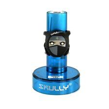 SKULLY Ninite Ninja With A Mask LED Front Light , 2 x White LED's , Black