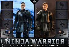 1/6th PRESENT TOYS PT-sp17 Master Ninja Warrior Ra's al Ghul & Batman Figure Set