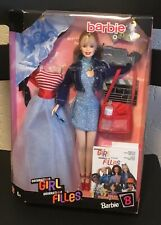 1998 Generation Girl Barbie doll NRFB with blue dress