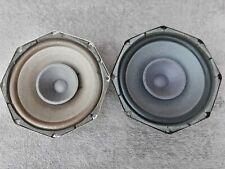 """2 Philips ad7063/m4 4 Ohms full range speakers 16,5 cm  6,5""""  60 - 18000 Hz 15W"""