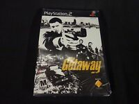 Getaway (Sony PlayStation 2, 2003) Brand New Factory Sealed