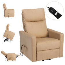 Waverly Auto Recliner Armchair Electric Sofa Lift Leather Home Lounge Chair Rise
