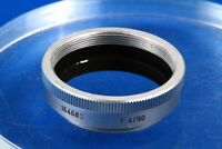 """Leica 16468X Extension Ring """"Exc+""""for 90mm f4 Elmar From JAPAN"""