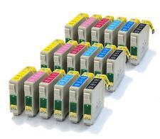 3 Ensemble Complet Compatible T801-6 encres P50 PX650 PX660 PX700W PX710W imprimante PX720WD
