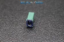 New listing (5) Pcs 40 Amp Micro Fml Time Delay Female Fuse Usa Cooper Bussman Fmm-40