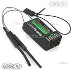 Flysky 2.4G FS-iA6B 6Ch Receiver PPM Output iBus Port for i4 i6 i10
