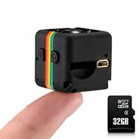 SQ11 Full HD 1080P Mini Sport Hidden DV DVR Camera Spy Dash Cam IR Night Vision