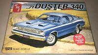 AMT 1971 Plymouth Duster 340 1:25 Scale Model Car Kit New 1118