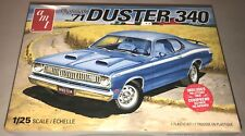 AMT 1971 Plymouth Duster 340 1:25 Scale Model Car Kit New 1118 IN STOCK *