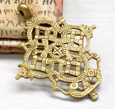 Handmade Cross Pendant Ethiopian Coptic Processional Superb Large