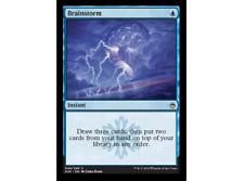 4x Brainstorm 4 - Masters 25 - A25 - MTG NM/M!!!