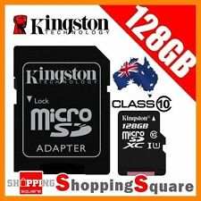 Kingston 64GB MicroSDHC Class 10 Mobile Phone Memory Cards